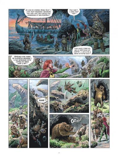 Page 3 Les mondes de Thorgal - La jeunesse de Thorgal tome 6