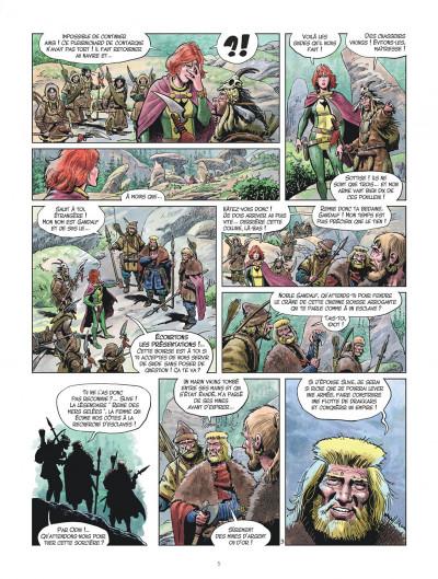 Page 4 Les mondes de Thorgal - La jeunesse de Thorgal tome 6