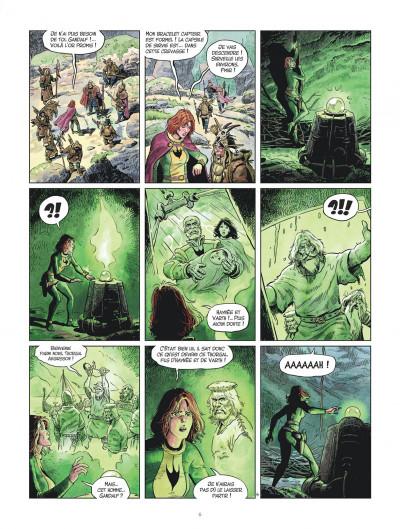 Page 5 Les mondes de Thorgal - La jeunesse de Thorgal tome 6