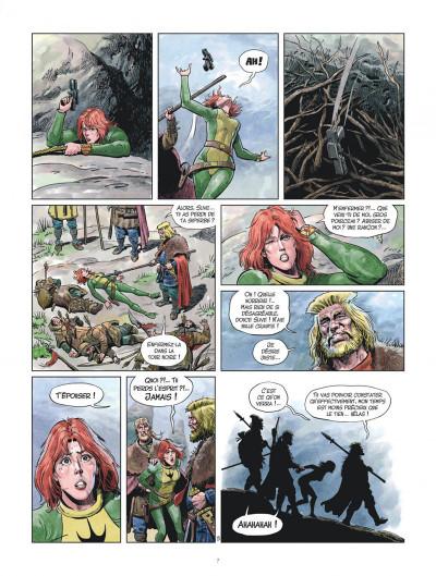 Page 7 Les mondes de Thorgal - La jeunesse de Thorgal tome 6