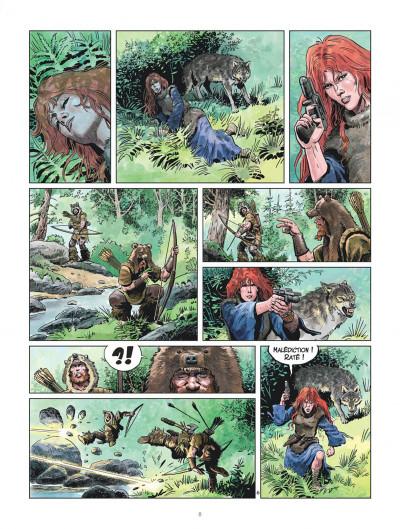 Page 8 Les mondes de Thorgal - La jeunesse de Thorgal tome 6