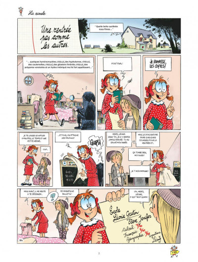 Page 3 Léonie tome 2