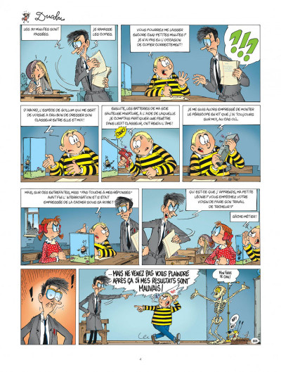 Page 4 Ducobu tome 24