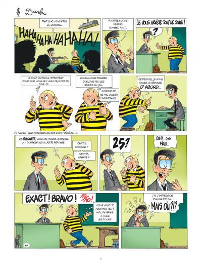 Page 5 Ducobu tome 24