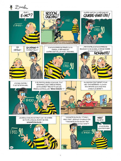 Page 6 Ducobu tome 24