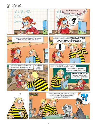 Page 8 Ducobu tome 24