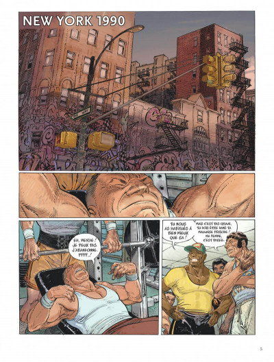 Page 5 New York cannibals