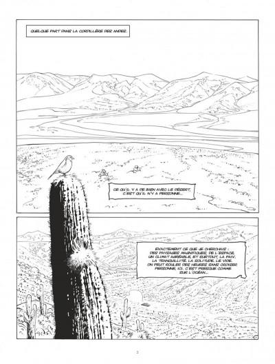 Page 2 Tango tome 1 (n&b)