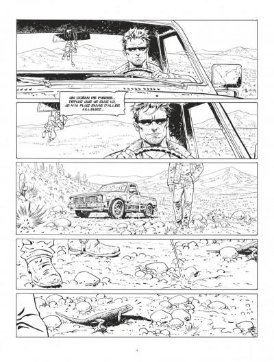 Page 3 Tango tome 1 (n&b)
