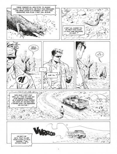 Page 4 Tango tome 1 (n&b)