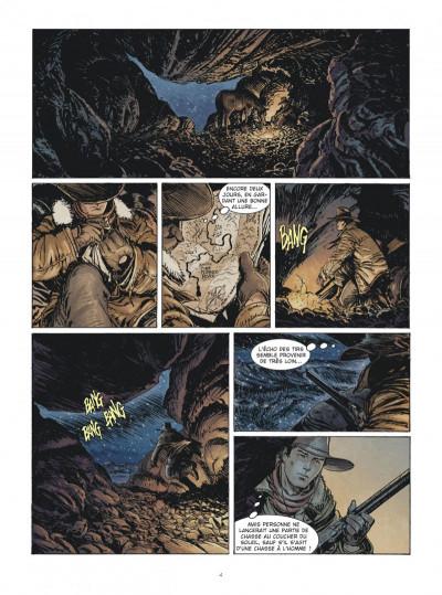 Page 3 Montana - Une aventure de Tex