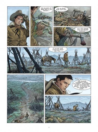 Page 5 Montana - Une aventure de Tex