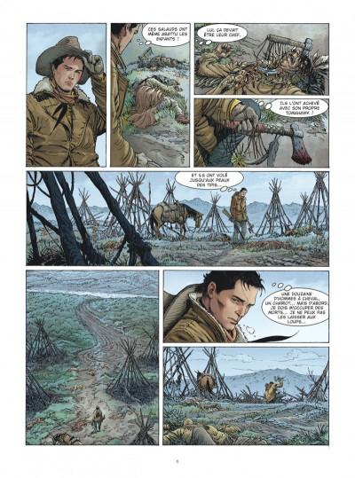 Page 6 Montana - Une aventure de Tex