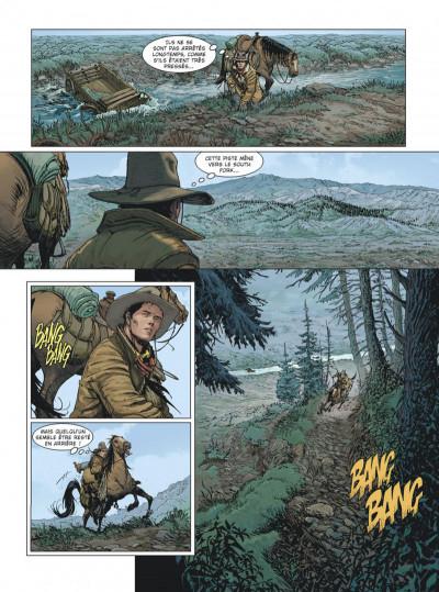 Page 8 Montana - Une aventure de Tex
