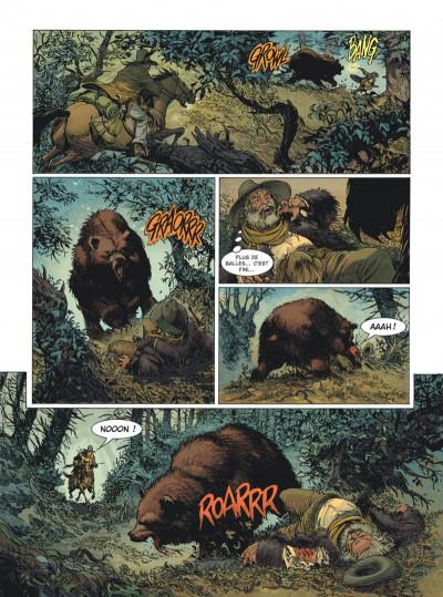 Page 9 Montana - Une aventure de Tex