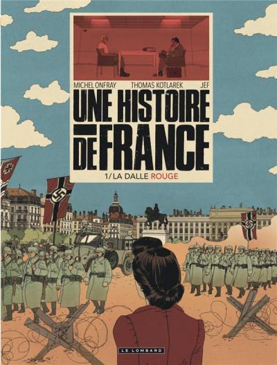Couverture Une histoire de France tome 1
