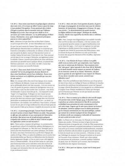 Page 2 Une histoire de France tome 1