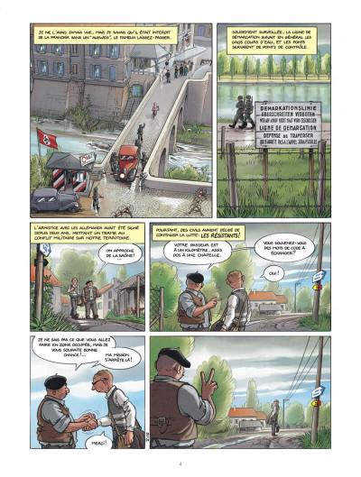 Page 4 Les enfants de la Résistance tome 5