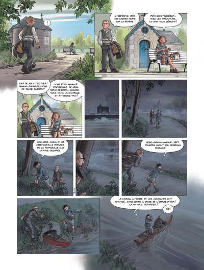 Page 5 Les enfants de la Résistance tome 5