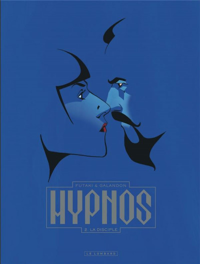 Couverture Hypnos tome 2