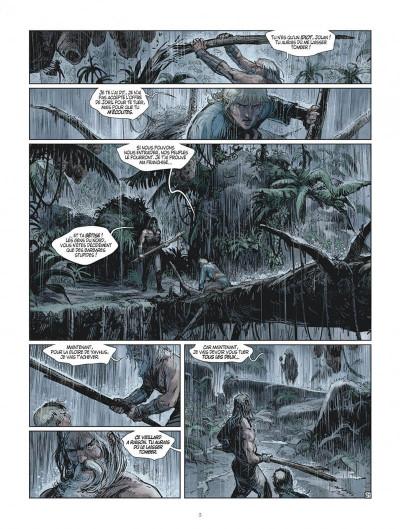 Page 3 Les mondes de Thorgal - Kriss de Valnor tome 8