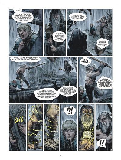 Page 4 Les mondes de Thorgal - Kriss de Valnor tome 8