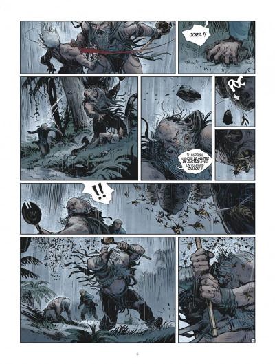 Page 6 Les mondes de Thorgal - Kriss de Valnor tome 8