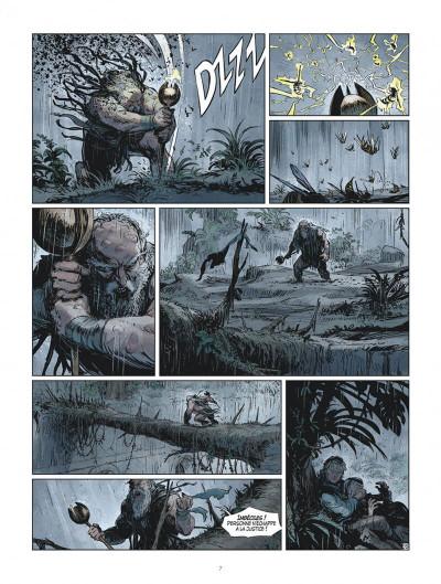 Page 7 Les mondes de Thorgal - Kriss de Valnor tome 8