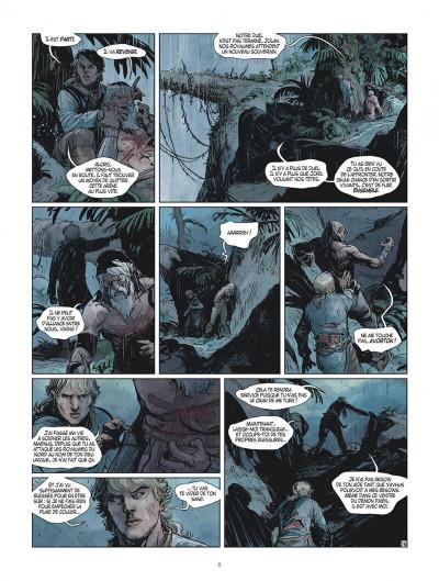 Page 8 Les mondes de Thorgal - Kriss de Valnor tome 8