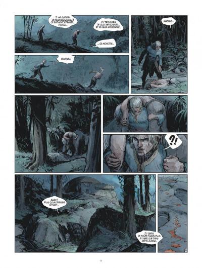Page 9 Les mondes de Thorgal - Kriss de Valnor tome 8