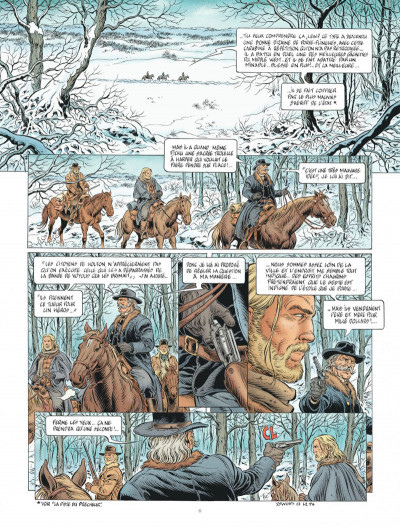 Page 6 Lonesome tome 2 + ex-libris offert