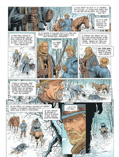 Page 9 Lonesome tome 2 + ex-libris offert