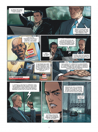 Page 9 Hedge fund tome 6