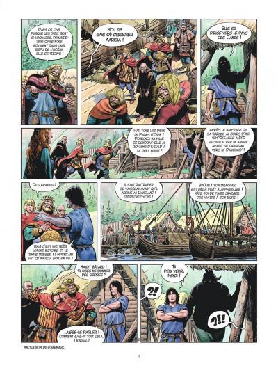 Page 3 La jeunesse de Thorgal tome 7