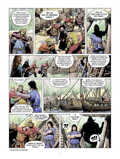 Page 5 La jeunesse de Thorgal tome 7