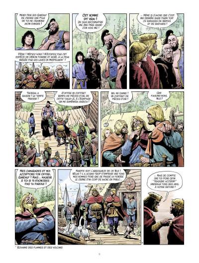 Page 7 La jeunesse de Thorgal tome 7