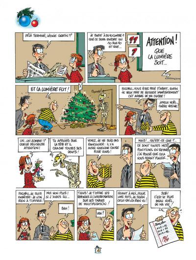 Page 4 Ducobu - La compil' de Noël
