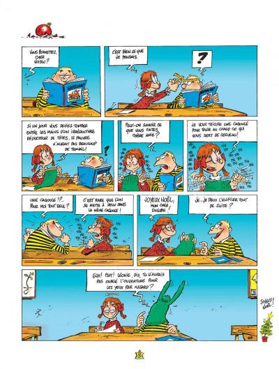 Page 5 Ducobu - La compil' de Noël