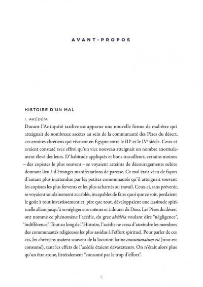 Page 5 La petite bédéthèque des savoirs tome 28 - Le burn out