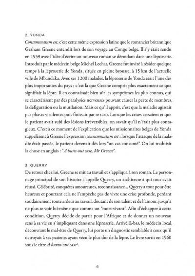 Page 6 La petite bédéthèque des savoirs tome 28 - Le burn out