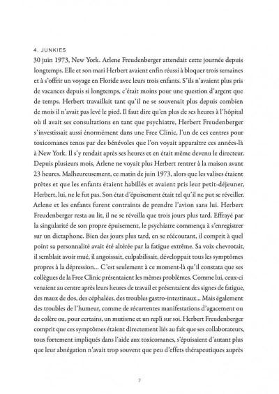 Page 7 La petite bédéthèque des savoirs tome 28 - Le burn out