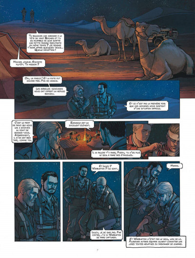 Page 7 The regiment tome 3