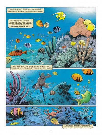 Page 3 Tango tome 3 + ex-libris offert