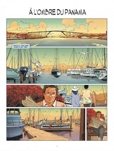 Page 6 Tango tome 3 + ex-libris offert