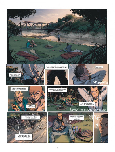 Page 4 Green class tome 2