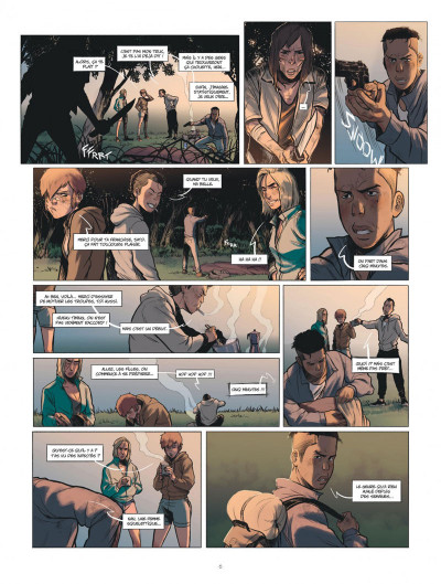 Page 5 Green class tome 2