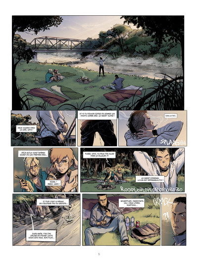 Page 6 Green class tome 2