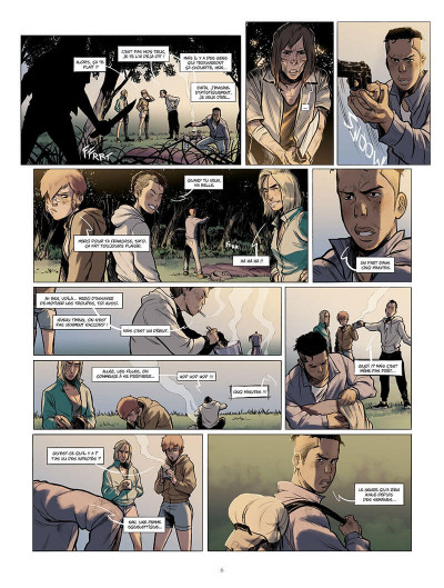 Page 7 Green class tome 2