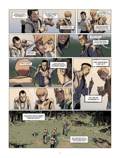 Page 8 Green class tome 2