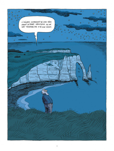 Page 3 Hubert Reeves nous explique tome 3 - Les océans
